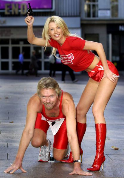 The Pictures Blog of Mr. MaLaos: Richard Branson And A