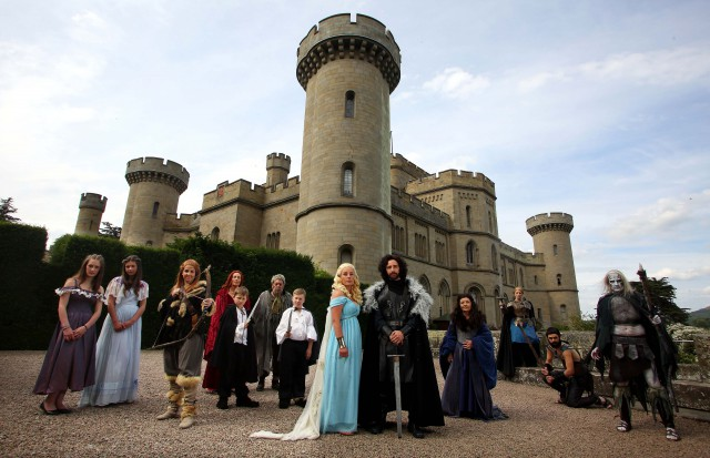 39 Game of Thrones Wedding
