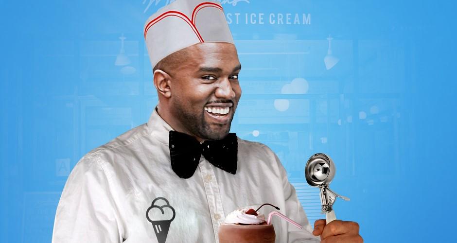 Kanye Ice Cream