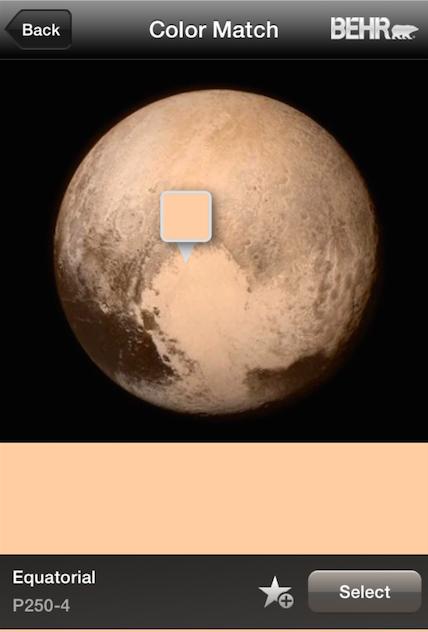 Pluto Paint