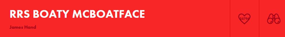 boatymyboatface