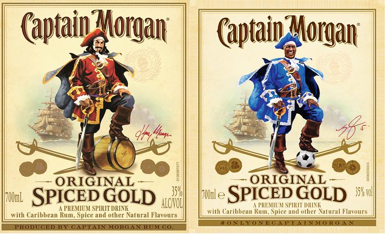 Captain Wes Morgan