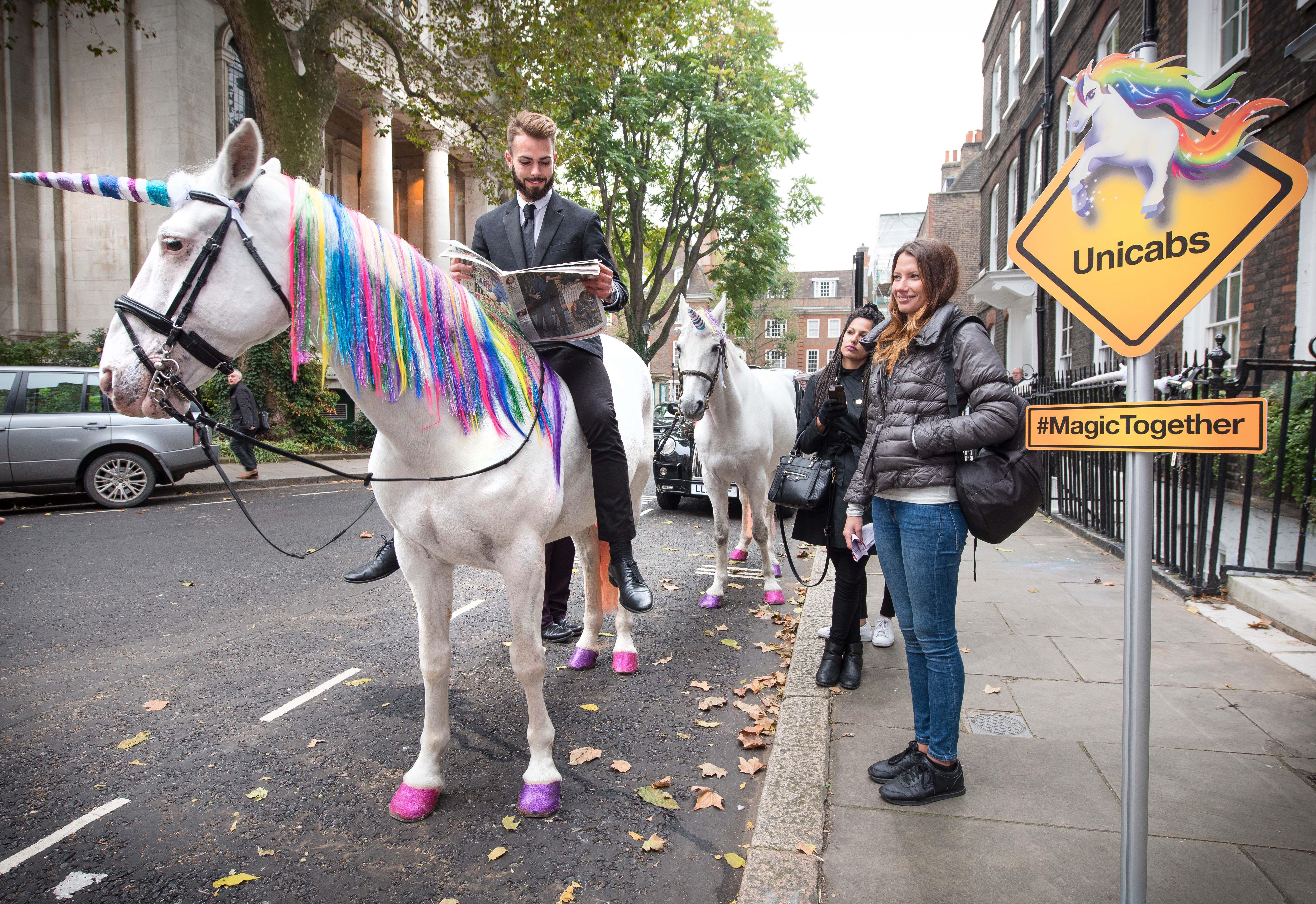 Unicorn cab1